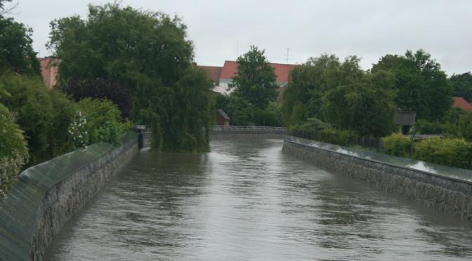 Zápis ze schůzky na téma možného vzniku záplav v Soběslavi