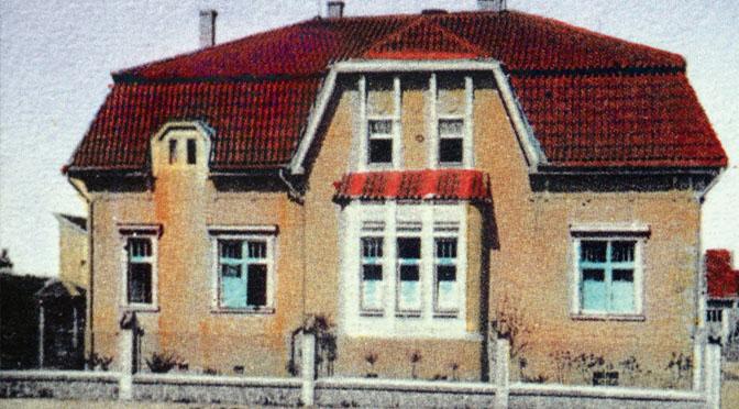 Historie Molíkovy vily očima majitele