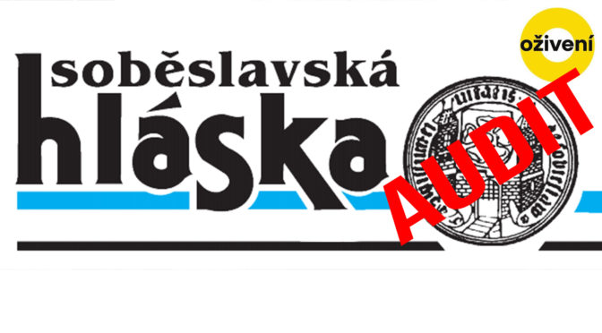 Audit měsíčníku Hláska – Je nezávislým radničním periodikem ?