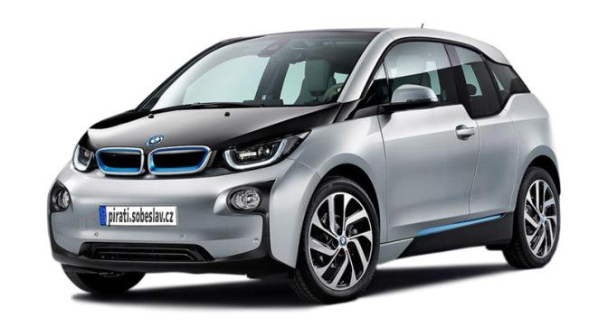 První a nebo poslední elektromobil ve městě ?