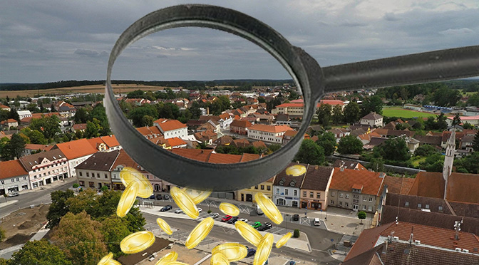 Cesta Pirátů za transparentnější Soběslav