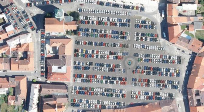 A zase to parkování!