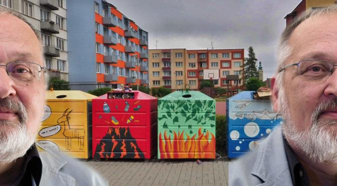 Kdo chce potlačit GraffitEko? – Zastupitelstvo pohledem Petra Krále