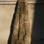 Kostelík sv. Marka - kříž (archivní fotografie)